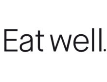 Eat well.