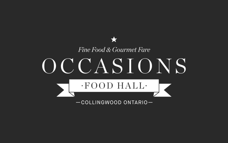 Occasions Food Hall is Now Open! Indulge your inner foodie.