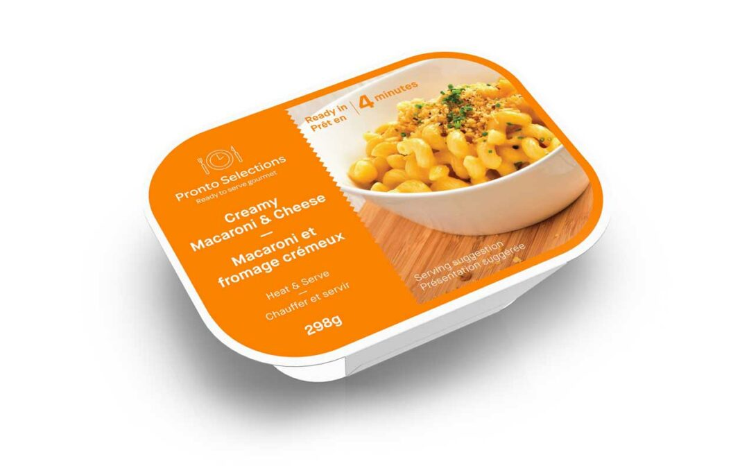 Introducing our new Creamy Macaroni & Cheese Bowl