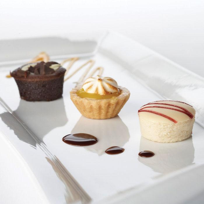 Mini Dessert Trio
