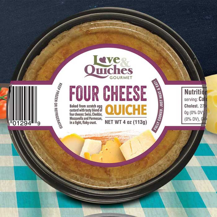 Quiche_four_cheese packaging