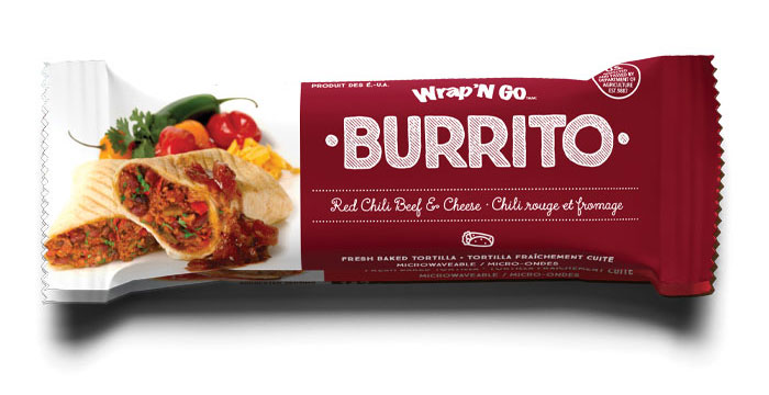 Red_chili_beef burrito